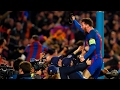 Luis Enrique and Gerard Piqué on Barcelona's 'miracle' win over PSG – video