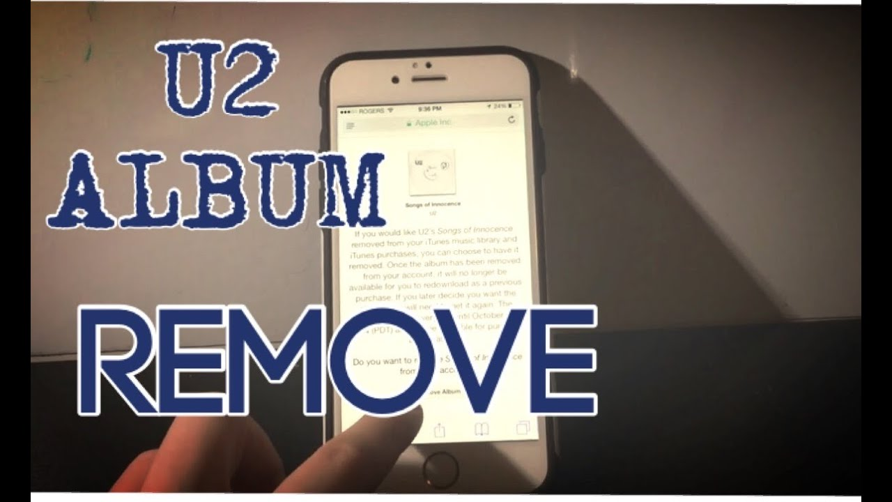 how to delete an album on iphone how to delete u2 album from iphone 19962