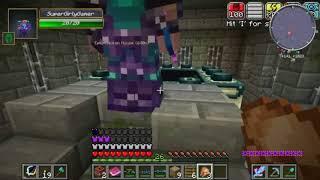 PopularMMOs Minecraft ~ TNT CASTLE CHALLENGE EPS9 26