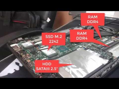 เปลี่ยน SSD Dell 7447 to Lenovo Thinkpad T470p