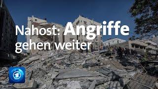 ARD-Korrespondent Mike Lingenfelser zur Lage in Nahost