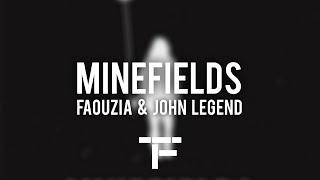 [TRADUCTION FRANÇAISE] Faouzia & John Legend - Minefields