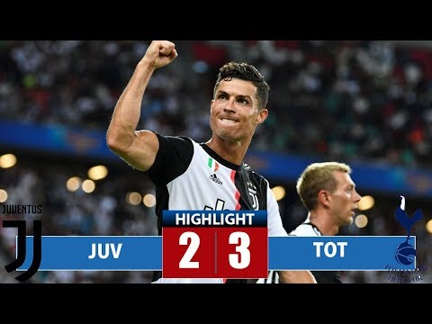 Јuvеntuѕ vѕ Tоttеnhаm 2-3 Highlights & All Goals (21/07/2019)