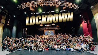 Lockdown 2018 Singapore Recap