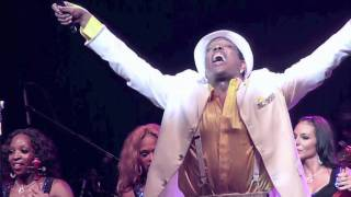 CHARLIE WILSON ~There Goes My Baby @Indigo2 London UK 16-09-2011