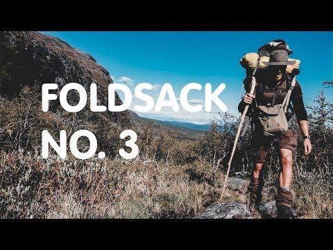 Fjällräven Foldsack no. 3 - review