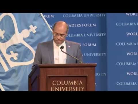 World Leaders Forum: Dr. Mohamed Moncef Marzouki, President of the Republic of Tunisia