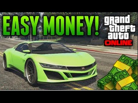 how to get money quick in gta 5 online
