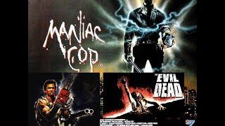 MANIAC COP (Matt Cordell) v  EVIL DEAD (Ash) Terrordrome Game