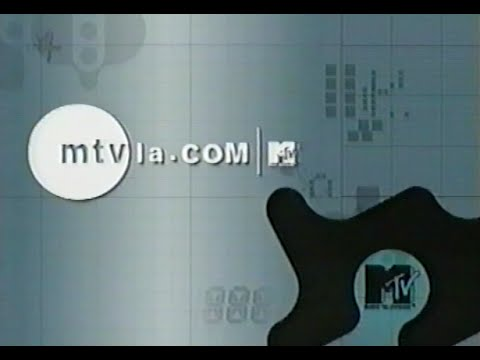 Comerciales MTV Latino (Noviembre 2000)