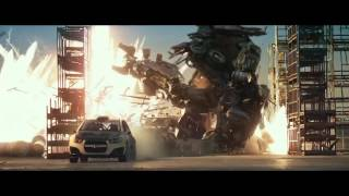 Gambar cover Transformers 4 music video A light that never comes by linkin park