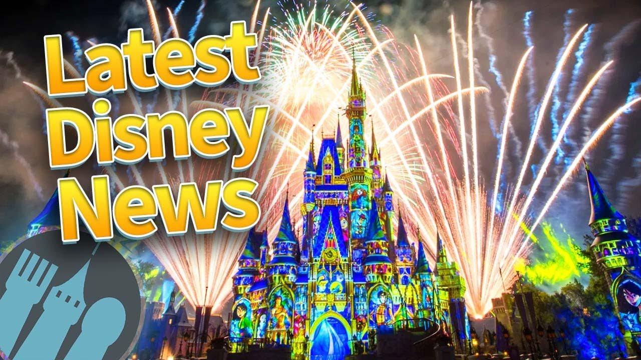 Latest Disney News: Polynesian Resort Reopens, Disney Cruise Line Sets Sail Date & MORE Disney News