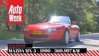 Mazda MX-5 Miata – 1990 – 360.997 km - Klokje Rond