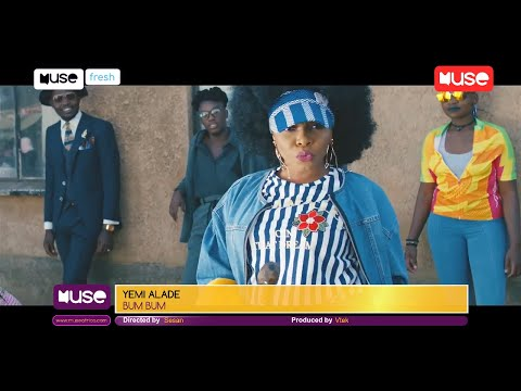 """Yemi Alade shows her """"Bam Bam"""" in new music video"""
