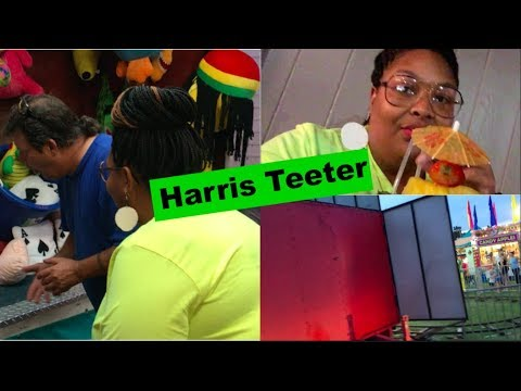 VLOG 106: When Shopping in Harris Teeter Goes