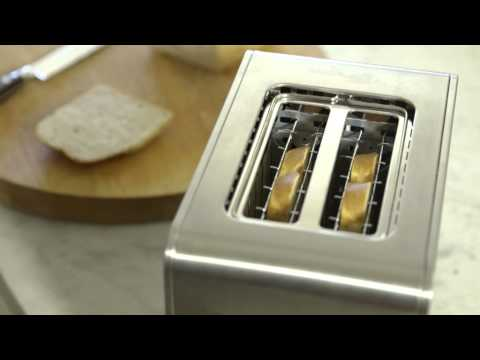 The Panasonic Toaster - ZP1-HXC - The new design icon for your kitchen