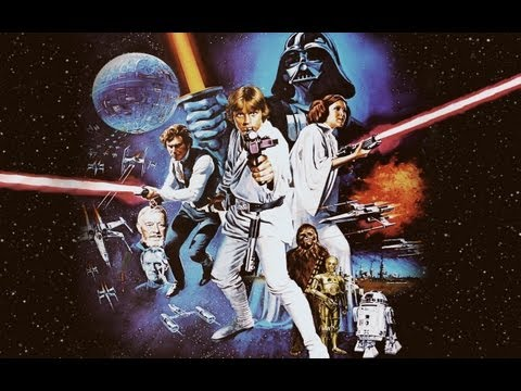 The Other People Podcast Ep 2.5-Star Wars films Part 1