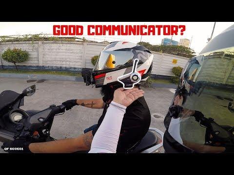 SENA ALTERNATIVE CHEAP BLUETOOTH MOTORCYCLE COMMUNICATOR | TAGALOG VOG