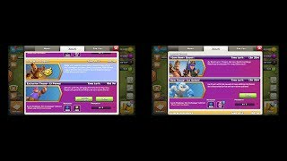 GETTING MORE TROPHIES *New Viewer Clan* NEW 1 GEM ARMY BOOST & NEW TROOP?!  Clash Of Clans W/TCS