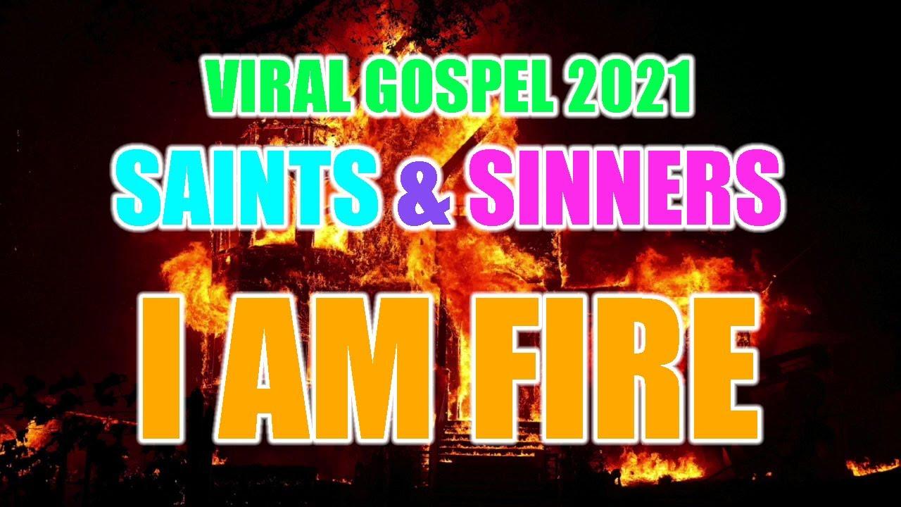 Download Saints & Sinners - Im Fire (Lyric video) UPRISING AMERICA