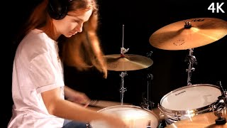 A Whiter Shade of Pale (Procol Harum); drum cover by Sina