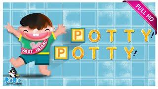 Potty Potty | Cute Telugu stories for kids | Telugu Kathalu | Short Story for Children | HD