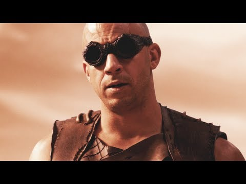 Riddick 2013 Trailer Vin Diesel Movie Riddick 3 - Official [HD] poster