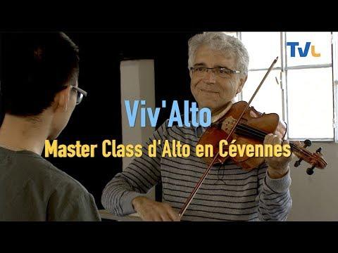 Viv'Alto - Master Class d'Alto avec Pierre-Henri Xuereb