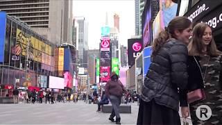 Ryeberg Home Movie: Times Square NYC 2019