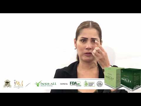 Maritoni Fernandez Testimonial Being Cancer Free with the Help of IAM AMazing Barley