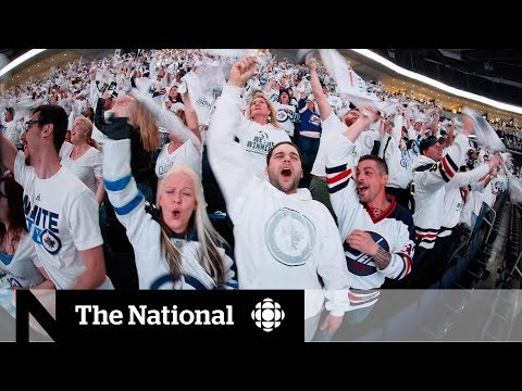 Winnipeg Jets playoff run is fuelled by fan support