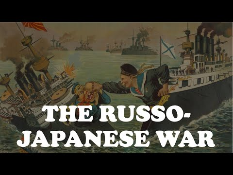 The Russo-Japanese War Explained