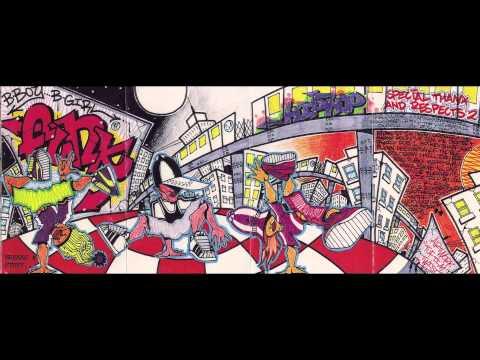 DJ LEACY - B.BOY B.GIRL FUNK BREAKS MIX