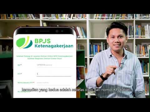 Terbaru!!! Cara Mencairkan BPJS Ketenagakerjaan Online.