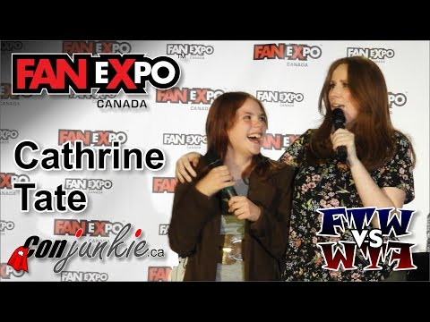 Catherine Tate (Doctor Who / Donna Noble) - FAN eXpo Canada 2017 - Panel