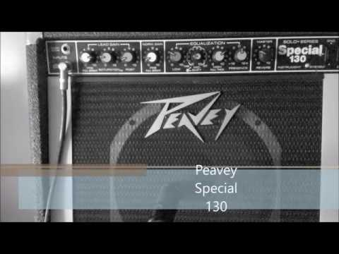 Fonkelnieuw Peavey Special 130 Test - YouTube GC-06