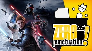 Star Wars Jedi: Fallen Order (Zero Punctuation) (Video Game Video Review)