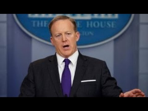 Sean Spicer on CNN's lawsuit against the Trump administration