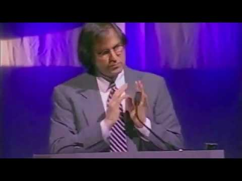 Steve Jobs Talks About Toy Story Animation Keynote At Siggraph 1995 Part 1   YouTube