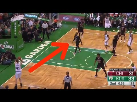 Too Old for This Sh*t?: Dwyane Wade Completely GIVES UP on Defense in the Playoffs