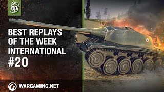 World of Tanks PC - Best Replays of the Week - Ep. 20: The Most Dangerous Baguette