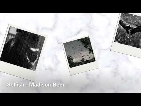 Madison Beer - Selfish Testo e Traduzione