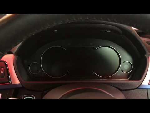 BMW F30 / F10 6WB Full Digital cluster upgraded!!! 🚗👍🏻