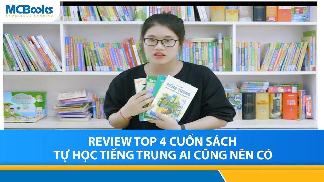 Review top 4 cuốn sách tự học tiếng Trung ai cũng nên có