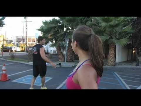 NiTROTRAiN In Action - Personal Trainer Melissa Lu...