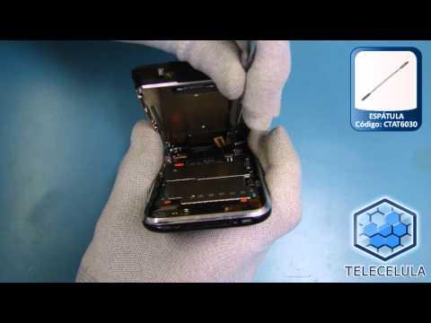 Tutorial de Desmontagem Apple IPhone 3Gs - Telecelula