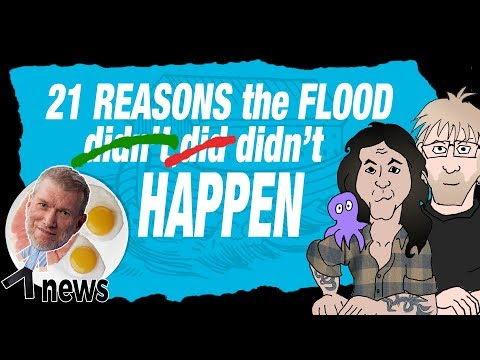 21 Reasons the Flood Didn't-Did-Didn't Happen (feat. Purple Dan) - (Ken) Ham & AiG News