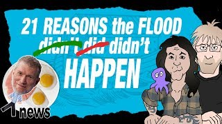 21 Reasons the Flood Didn't-Did-Didn't Happen (feat. Purple Dan) - (Ken) Ham & AiG News