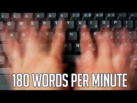 FASTEST TYPER IN TYPERACER - 180 WORDS PER MINUTE