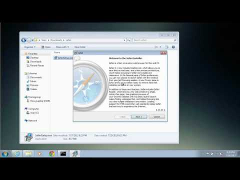 How to Get Safari for Windows 7 : Windows 7 & More